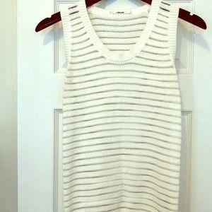J brand knit tank/vest